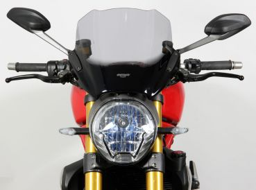 Ducati Monster   Windscreen