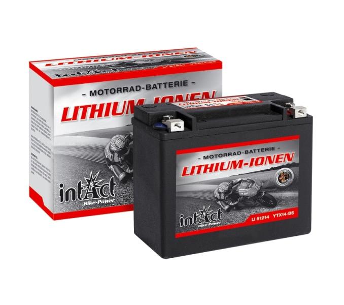 intact lithium ionen batterie li 12 12b 4. Black Bedroom Furniture Sets. Home Design Ideas