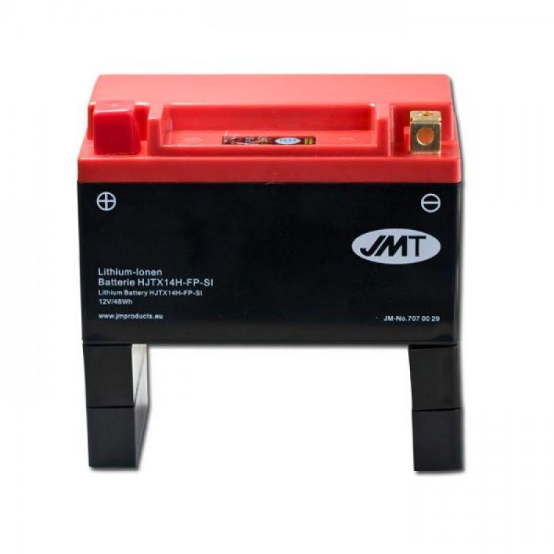 Batterie YTX14-BS, LITHIUM-IONEN, DIN 51214 von Aprilia bis Yamaha