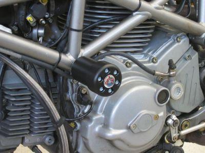 Sturzpad X-PAD Satz Ducati Monster 900