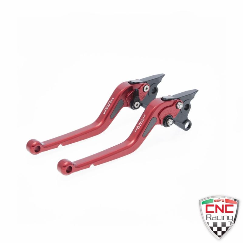 Satz Kupplungs- und Bremshebel 180mm Ducati
