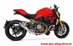 REMUS HYPERCONE, slip on, 60 mm Ducati Monster 1200 / S mit EG/ABE